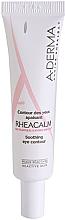 Düfte, Parfümerie und Kosmetik Beruhigende Augenkonturcreme - A-Derma Rheacalm Soothing Eye Contour Cream