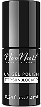 Düfte, Parfümerie und Kosmetik UV Nagelunterlack - NeoNail Professional Top Sunblocker