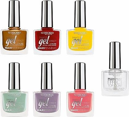 Nagellack - Deborah Gel Effect Nail Enamel — Bild N2