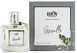 Düfte, Parfümerie und Kosmetik Leroy Cosmetics Goswallo - Eau de Parfum