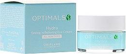 Düfte, Parfümerie und Kosmetik Feuchtigkeitsspendende Augenkonturcreme - Oriflame Optimals Hydra