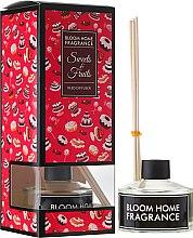 Düfte, Parfümerie und Kosmetik Raumerfrischer Sweets & Fruits - Bloom Reed Diffuser Sweets & Fruits