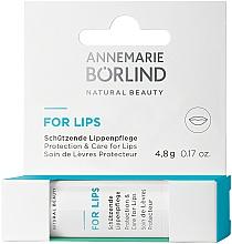 Düfte, Parfümerie und Kosmetik Schützende Lippenpflege - Annemarie Borlind For Lips