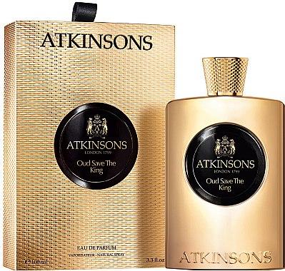 Atkinsons Oud Save The King - Eau de Parfum — Bild N1