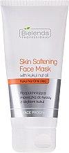 Düfte, Parfümerie und Kosmetik Aufweichende Gesichtsmaske mit Kukuinussöl - Bielenda Professional Face Program Skin Softning Face Mask