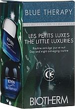 Düfte, Parfümerie und Kosmetik Gesichtspflegeset - Biotherm Mini Luxuris (Tagescreme 15ml + Nachtcreme 15ml)