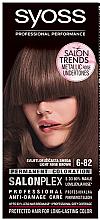 Düfte, Parfümerie und Kosmetik Haarfarbe - Syoss Salon Plex Permanent