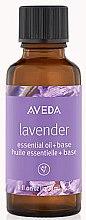 Düfte, Parfümerie und Kosmetik Ätherisches duftendes Lavendelöl - Aveda Essential Oil + Base Lavender
