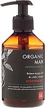 Düfte, Parfümerie und Kosmetik Regenerierendes Haar- und Körperbalsam - Organic Life Dermocosmetics Man