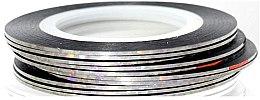 Düfte, Parfümerie und Kosmetik Dekoratives Klebeband für die Nägel - Silcare Decorative Tape