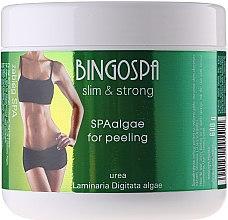 Düfte, Parfümerie und Kosmetik Körperformendes Peeling mit Meeresalgen und Harnstoff - BingoSpa