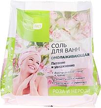 Düfte, Parfümerie und Kosmetik Anti-Aging Badesalz mit Rose und Neroli - NaturaList