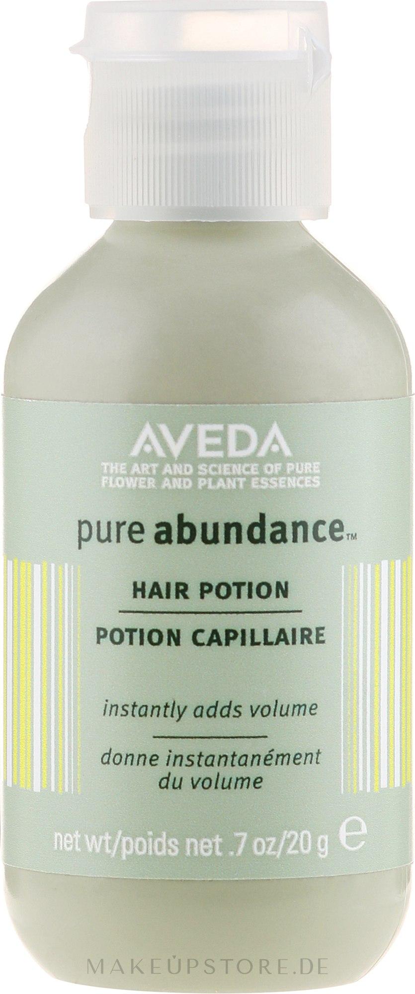 Haarlotion - Aveda Pure Abudance Hair Potion — Bild 20 g