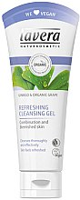 Düfte, Parfümerie und Kosmetik Gesichtsreinigungsgel - Lavera Refreshing Cleansing Gel
