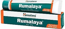 Düfte, Parfümerie und Kosmetik Körpergel mit Analgetika gegen Schmerzen in Muskeln, Gelenken und Knochen - Himalaya Herbals Rumalaya Gel