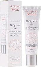 Düfte, Parfümerie und Kosmetik Anti-Aging Autobronzante für das Gesicht gegen Pigmentflecken mit SPF 30 - Avene Eau Thermale D-Pigment Dark Spot Lightener
