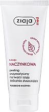 Düfte, Parfümerie und Kosmetik Gesichtspeeling mit Enzym aus Carica Papaya-Früchten - Ziaja Med Peeling Enzymatic