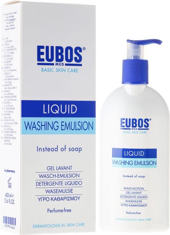 Flüssige Wasch-, Dusch- und Badeemulsion - Eubos Med Basic Skin Care Liquid Washing Emulsion — Bild N4