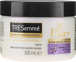 Düfte, Parfümerie und Kosmetik Regenerierende Haarmaske mit Biotin - Tresemme Biotin Repair 7 Mask