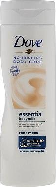 Körperpflegeset - Dove Nourishing Beauty Gift Set (Duschgel 250ml + Körperlotion 250ml) — Bild N3