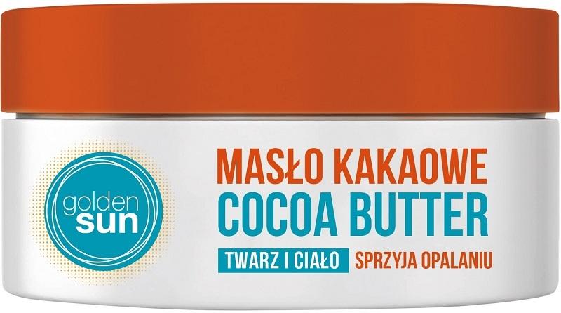 Kakaobutter für Gesicht und Körper - Golden Sun — Bild N1