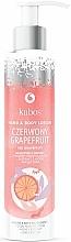 Düfte, Parfümerie und Kosmetik Hand- und Körperlotion mit roter Grapefruit - Kabos Red Grapefruit Hand & Body Lotion