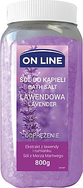 """Badesalze """"Lavendel"""" - On Line Bath Lavender Salt — Bild N1"""