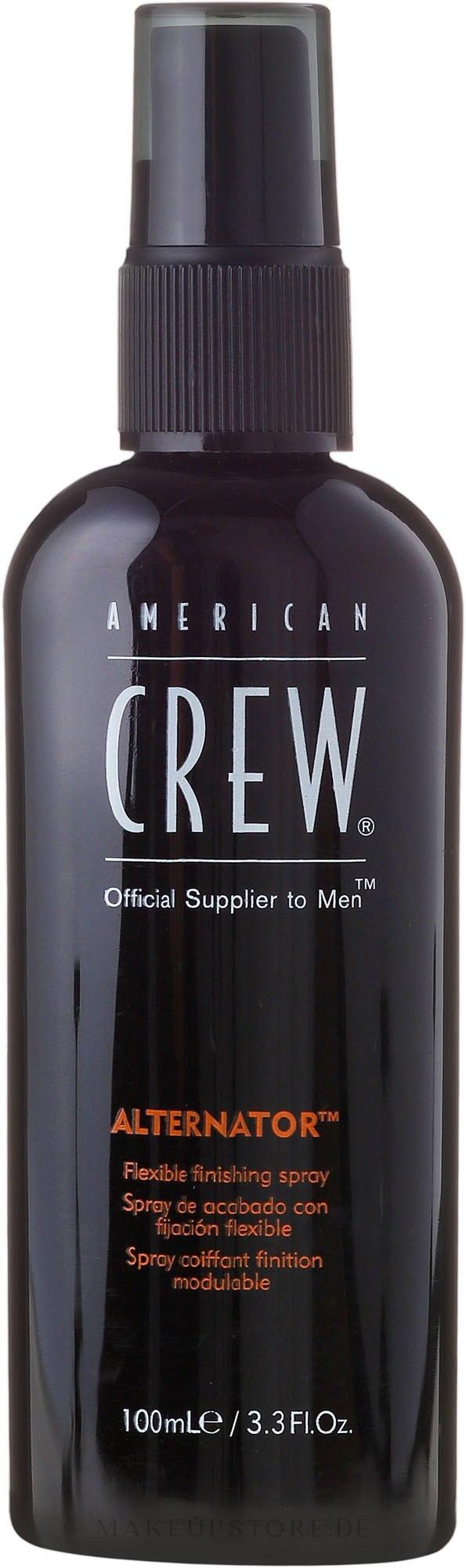 Stylingspray mit flexiblem Halt - American Crew Alternator — Bild 100 ml
