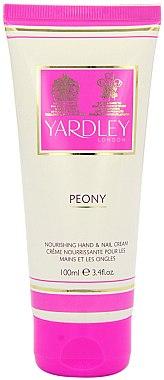 Yardley Peony - Handcreme  — Bild N2