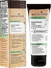 Düfte, Parfümerie und Kosmetik Feuchtigkeitsspendende und pflegende Gesichtsmaske mit Verbene und Eukalyptus - Botavikos Moistrurizing & Care