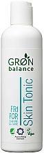 Düfte, Parfümerie und Kosmetik Erfrischendes Gesichtstonikum - Gron Balance Skin Tonic