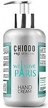 Düfte, Parfümerie und Kosmetik Handcreme - Chiodo Pro We Love Paris Hand Cream