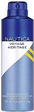 Düfte, Parfümerie und Kosmetik Nautica Voyage Heritage - Deospray