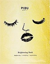 Düfte, Parfümerie und Kosmetik Aufhellende Gesichtsmaske - Pibu Beauty Brightening Mask