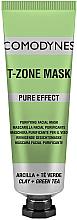 Düfte, Parfümerie und Kosmetik Reinigende Gesichtsmaske für die T-Zone mit Tonerde und grünem Tee - Comodynes T-Zone Pure Effect Mask
