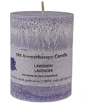 Düfte, Parfümerie und Kosmetik Duftkerze Lavendel - The Secret Soap Store SPA Aromatherapy Candle Lavender