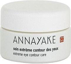 Düfte, Parfümerie und Kosmetik Augenkonturcreme - Annayake Extreme Eye Contour Care