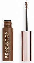 Düfte, Parfümerie und Kosmetik Augenbrauengel mit Avocadoöl - Makeup Revolution Brow Gel