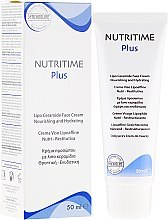 Düfte, Parfümerie und Kosmetik Feuchtigkeitsspendende Gesichtscreme - Synchroline Nutritime Face Cream
