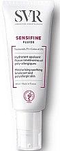 Düfte, Parfümerie und Kosmetik Fechtigkeitsspendende Make-up Base - SVR Sensifine Fluide