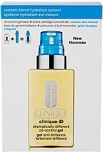 Düfte, Parfümerie und Kosmetik Gesichtspflegeset - Clinique iD (Gesichtsgel 115ml + Konzentrat 10ml)