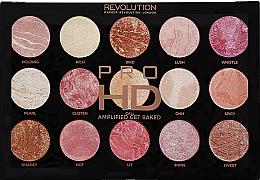 Düfte, Parfümerie und Kosmetik Schminkpalette - Makeup Revolution Pro HD Amplified Get Baked
