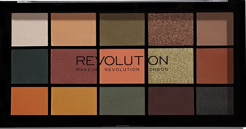 Lidschattenpalette - Makeup Revolution Division Re-loaded Palette