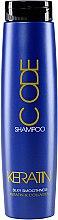 Düfte, Parfümerie und Kosmetik Regenerierendes Shampoo mit Keratin - Stapiz Keratin Code Mask Shampoo