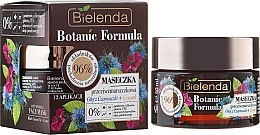 Düfte, Parfümerie und Kosmetik Gesichtsmaske - Bielenda Botanic Formula Black Seed Oil + Cistus Anti-Wrinkle Face Mask