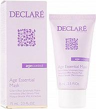 Düfte, Parfümerie und Kosmetik Anti-Aging Gesichtsmaske mit Sofort-Effekt - Declare Age Control Age Essential Mask