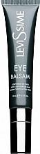 Düfte, Parfümerie und Kosmetik Konzentrierter Anti-Aging Augenkonturbalsam gegen Schwellungen und dunkle Ringe mit Koffein und Hyaluronsäure - LeviSsime Eye Balsam