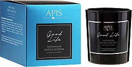 Düfte, Parfümerie und Kosmetik Soja-Duftkerze Good Life - APIS Professional Good Life Soy Candle
