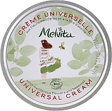 Düfte, Parfümerie und Kosmetik Feuchtigkeitsspendende Universalcreme für die ganze Familie - Melvita Universal Cream