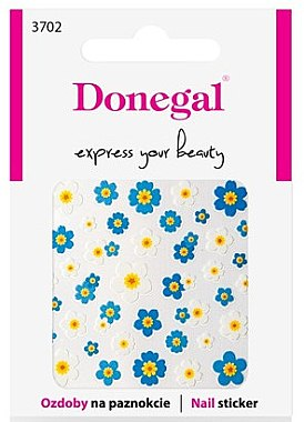 Dekorative Nagelsticker 3702 - Donegal — Bild N1